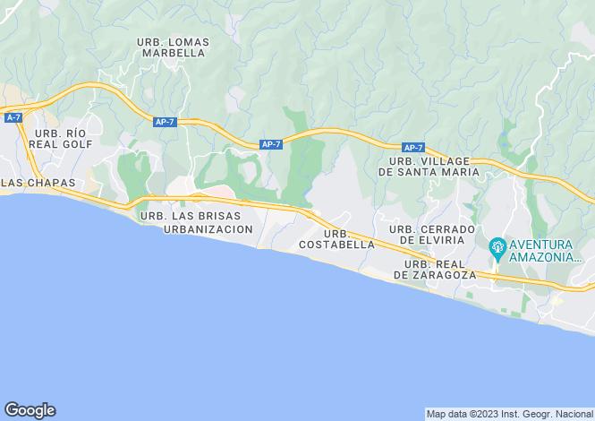 Map for El Rosario, Costa Del Sol, 29600, Spain