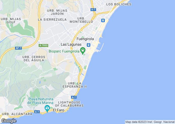 Map for Fuengirola, Fuengirola, Spain