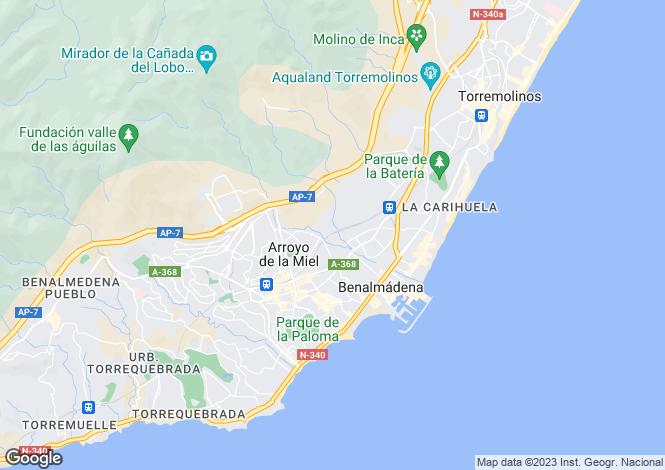 Map for La Mairena, Costa Del Sol, 3194, Spain