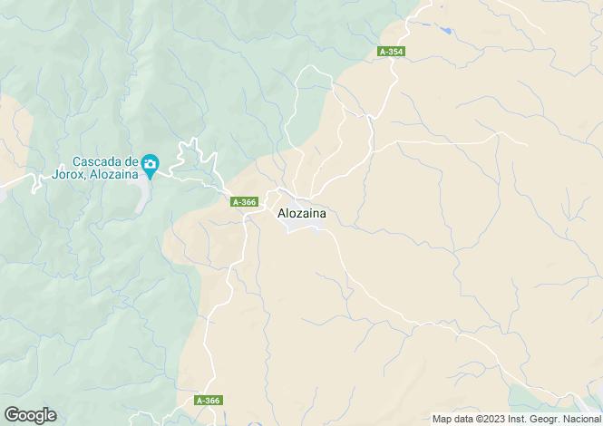 Map for Alozaina