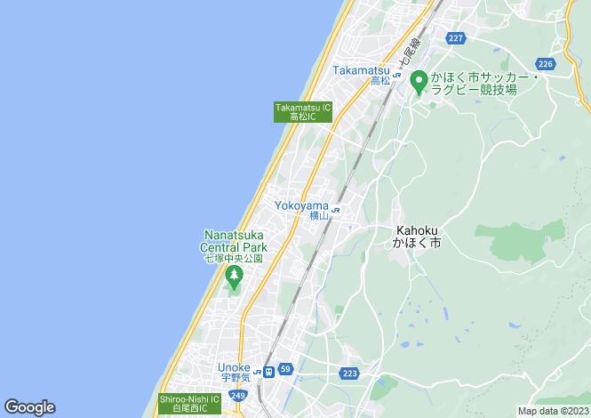 Map for Kyoto, Kizu
