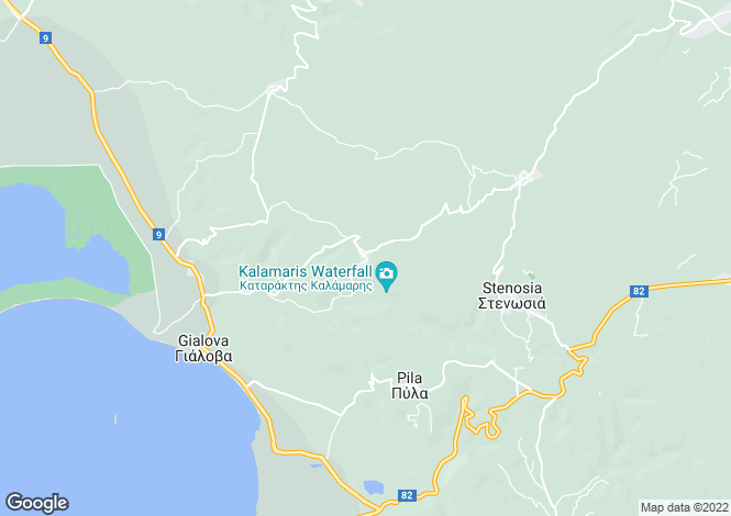 Map for Schinolakka, Messinia, Peloponnese
