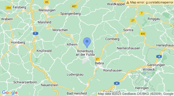 36199 Rotenburg an der Fulda