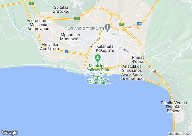 Map for Kaligata, Cephalonia, Ionian Islands