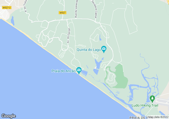 Map for Other Resort Properties nearby, Algarve, Portugal