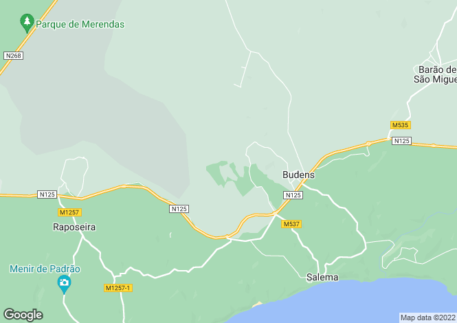 Map for Superior Executive Detached Villa, Budens