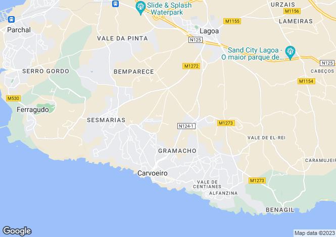 Map for Land /Plot
