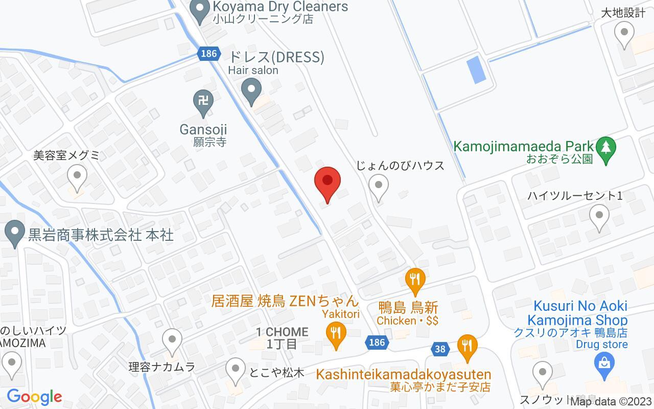 新潟県上越鴨島1-1-10