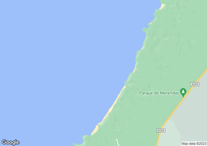 Map for Sagres, Algarve, 8600, Portugal