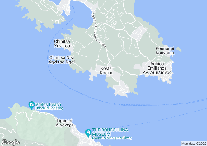 Map for Peloponnese, Argolis, Portocheli