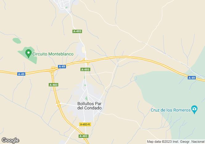 Map for Villarrasa, Huelva, Andalusia