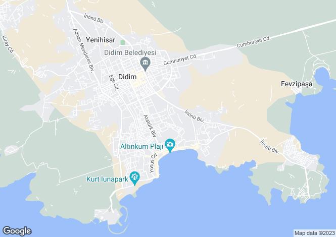 Map for Didim, Didim, Aydin