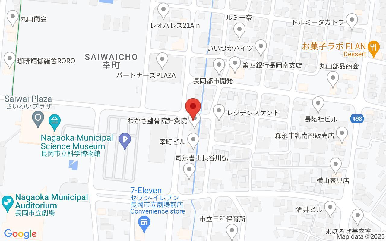 新潟県長岡市幸町1-1-19