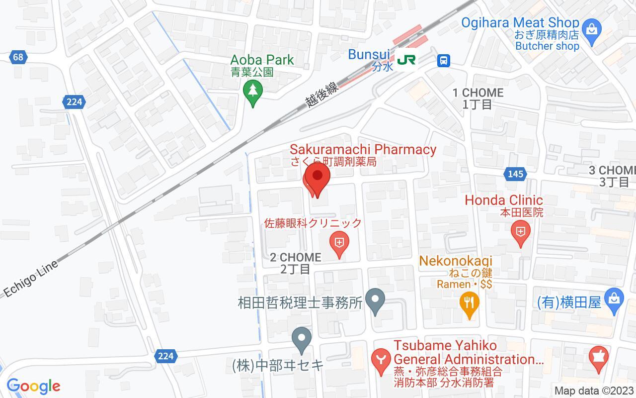 新潟県燕市分水桜町2-5-11