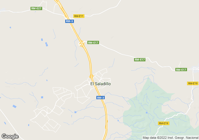 Map for Camposol, Murcia, Spain