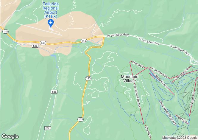 Map for Alaska, Mountain Village