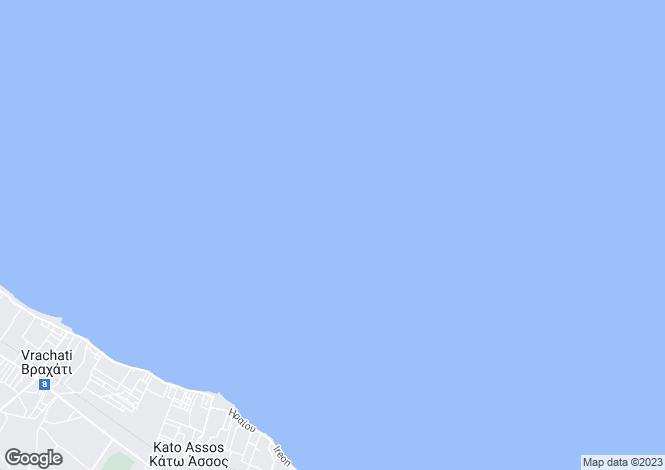 Map for Peloponnese, Corinthia, Lechaio