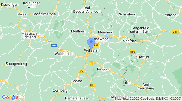 37287 Wehretal