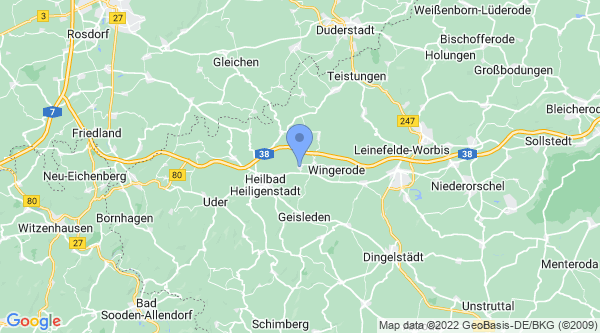 37308 Bodenrode-Westhausen