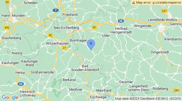 37318 Fretterode
