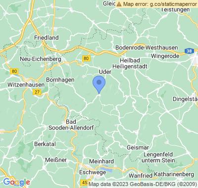 37318 Wüstheuterode