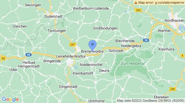 37339 Breitenworbis
