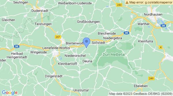 37355 Bernterode, Untereichsfeld