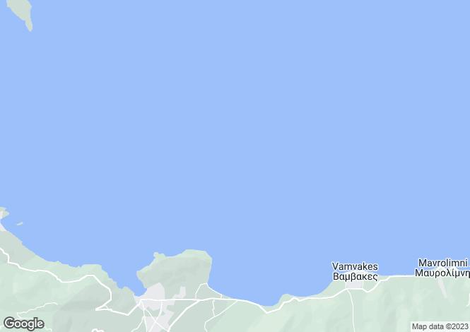 Map for Peloponnese, Corinthia, Perachora
