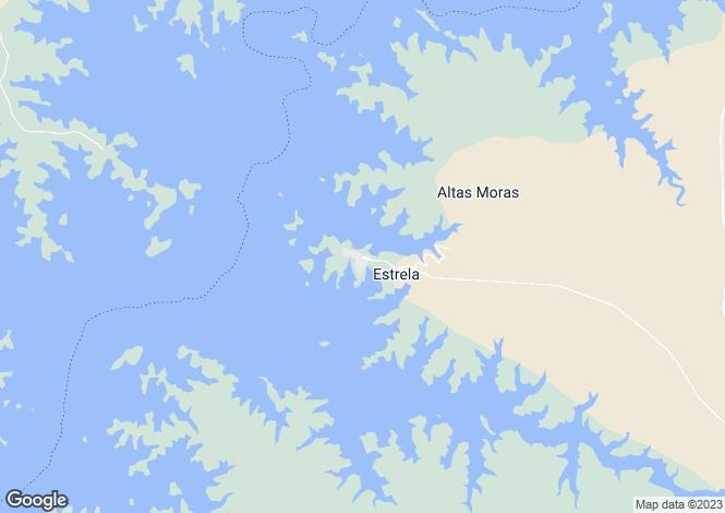 Map for Baixo Alentejo, Póvoa de São Miguel
