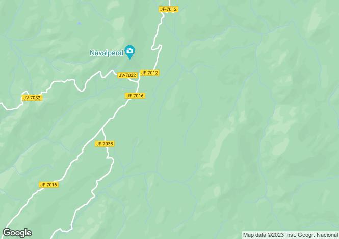 Map for Finca Las Herrerias de Rio Madera, Carretera de Rio Madera, Sierra de Segura, Andalucía