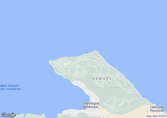 Map for Malesina, Phthiotis, Sterea Ellas