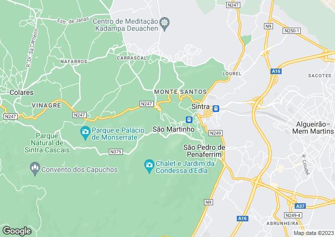 Map for Santa Maria Maior, Lisboa, Lisboa