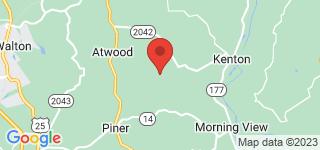 Map of ZIP Code 41063