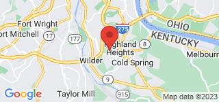 Map of ZIP Code 41099