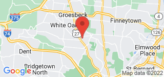 Map of ZIP Code 45239