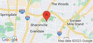 Map of ZIP Code 45241