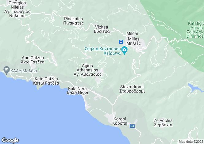 Map for Argireika, Magnesia, Greece