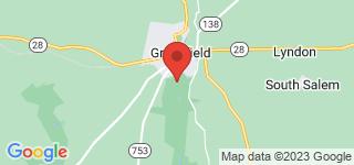 Map of ZIP Code 45123