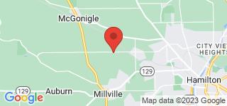 Map of ZIP Code 45013