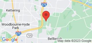Map of ZIP Code 45440