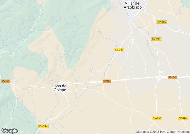 Map for Losa del Obispo, Valencia, Valencia