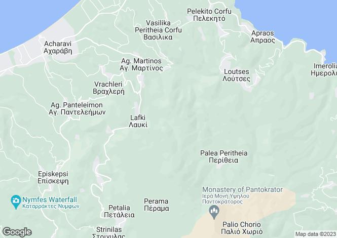 Map for ERIKOUSSA SUNSET, Agios Pandeleimonas
