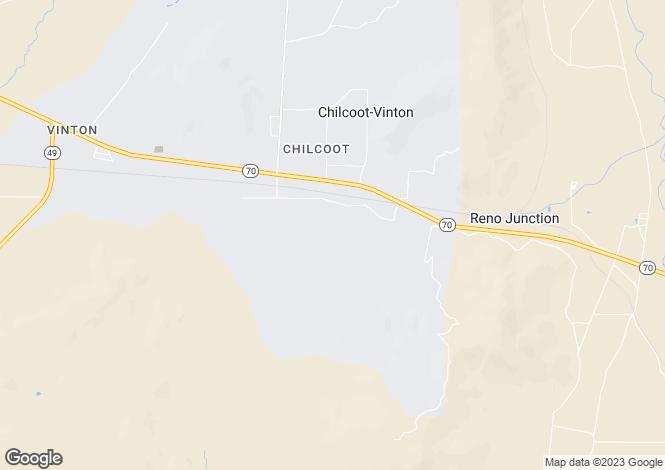 Map for California, Plumas County, Chilcoot