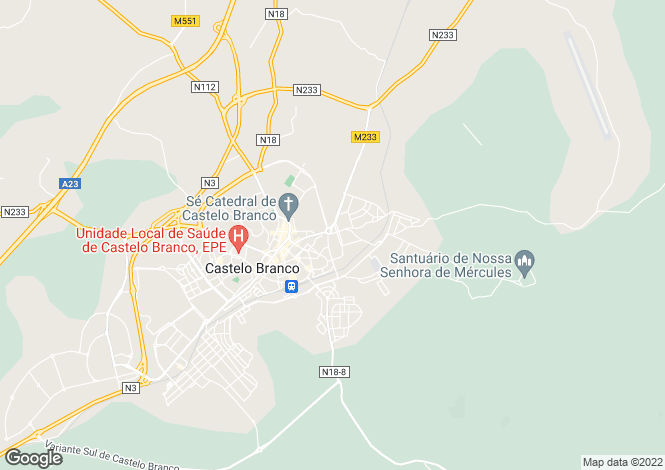 Map for Cebolais de Cima e Retaxo, Castelo Branco, Castelo Branco