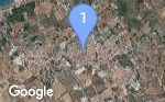 Google Map for Alcudia, Balearic Islands, ES