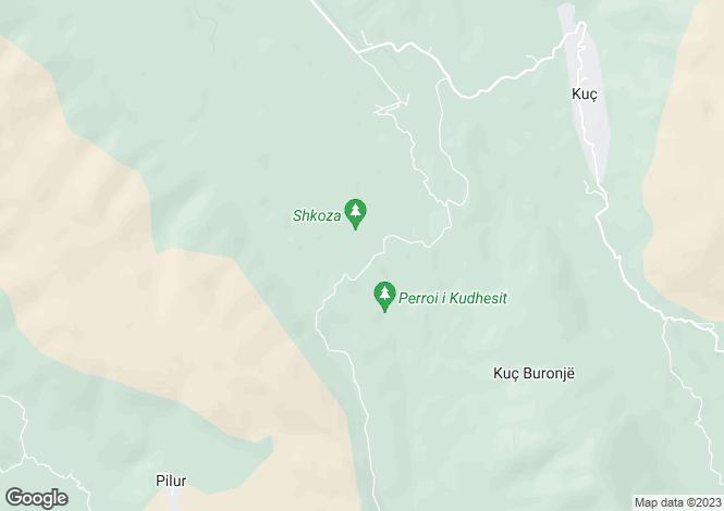 Map for Vlorë, Vlorë