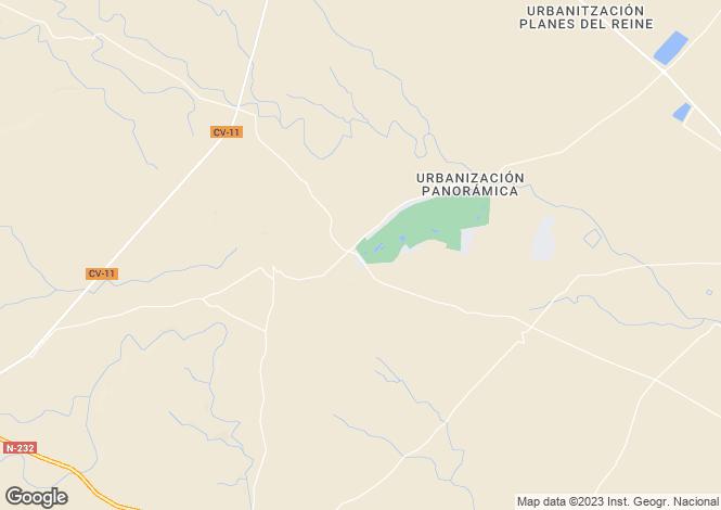 Map for Sant Jordi, Castell%C3%B3n, Spain
