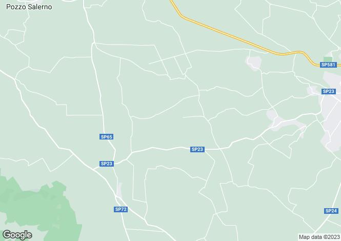 Map for Ceglie Messapica, Brindisi, Apulia