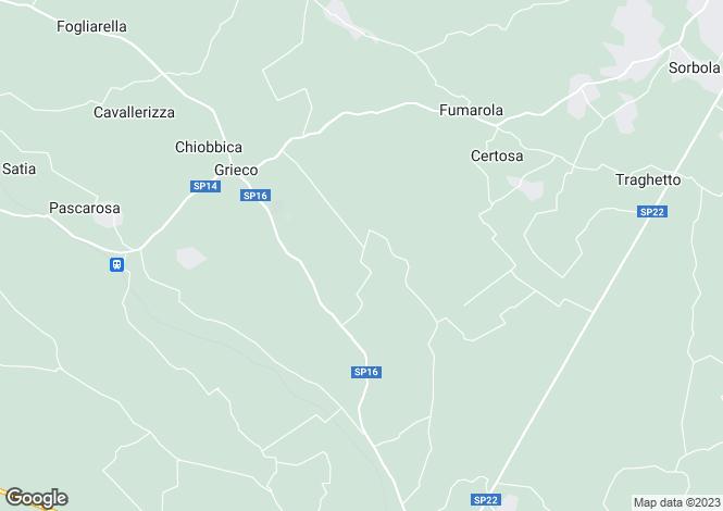 Map for Ostuni, Brindisi, Apulia