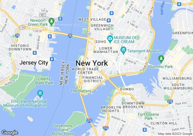 Map for 63 Greene Street, 5D, New York, New York